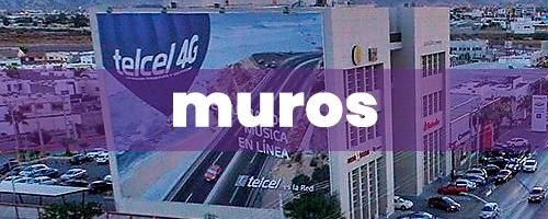 anuncios panoramicos en muros